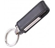Leather Key Chain USB