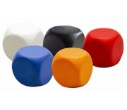 Anti Stress Ball - Cube