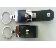 Leather Flip USB