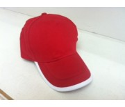 Brush Cotton Cap - Design 3