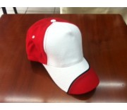 Brush Cotton Cap - Design 2