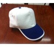 Brush Cotton Cap - Design 1