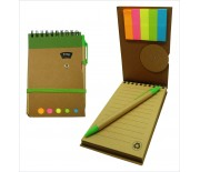 Note Pad with Sticky Notes